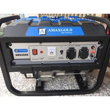 Máy Phát Điện Chạy Xăng 3KW AmaxGold AMG3600