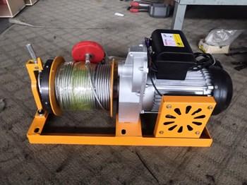 Tời kéo mặt đất mini Niki XYS-2-500-1000 (60m)